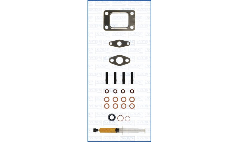Turbo Gasket Fitting Kit ALFA ROMEO 164 TURBO V6 201 641.02 (9/1992-9/1998)