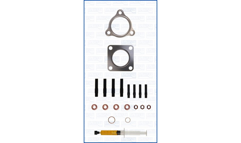 Turbo Gasket Fitting Kit ALFA ROMEO 166 JTD 136 342.02 (9/1998-10/2000)
