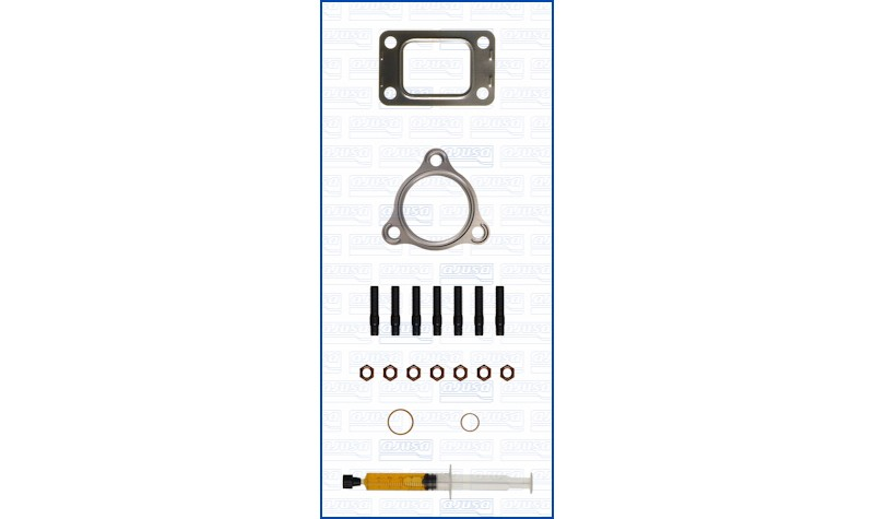 Turbo Gasket Fitting Kit ALFA ROMEO 155 TD 90 336.01 (4/1993-12/1997)