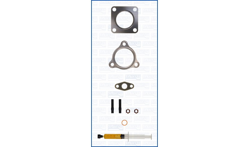 Turbo Gasket Fitting Kit ALFA ROMEO 166 JTD 140 839A6.000 (10/2000-)