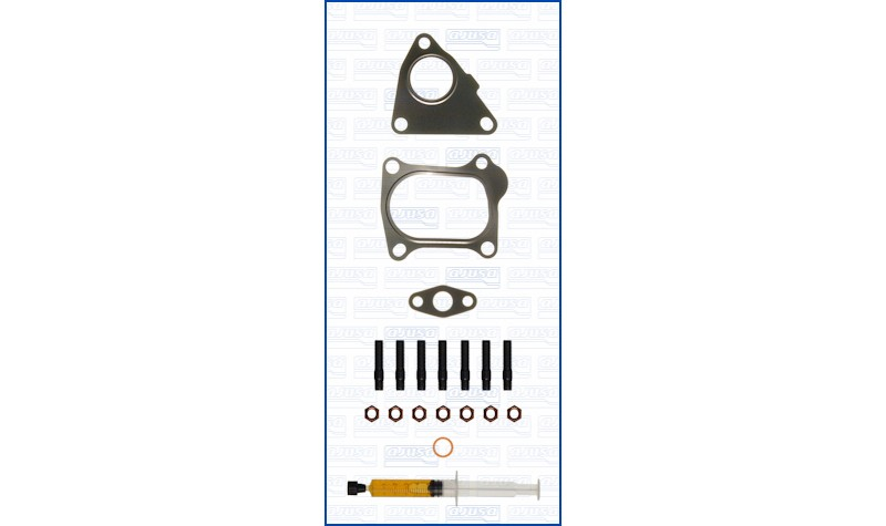 Turbo Gasket Fitting Kit DACIA LOGAN DCI 85 K9K-796 (9/2007-2011)