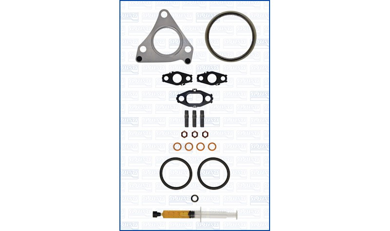 Turbo Gasket Fitting Kit MERCEDES E 200 CDI 16V 136 OM651 925 (1