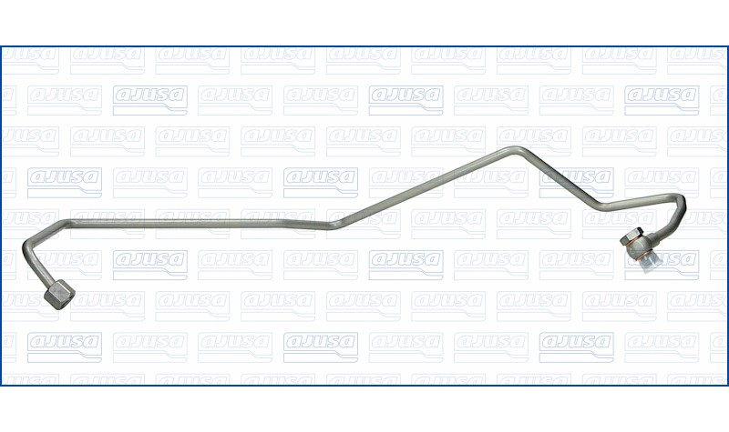Turbo Oil Feed Pipe Line For AUDI A4 D 1.9 75 BHP (96-)
