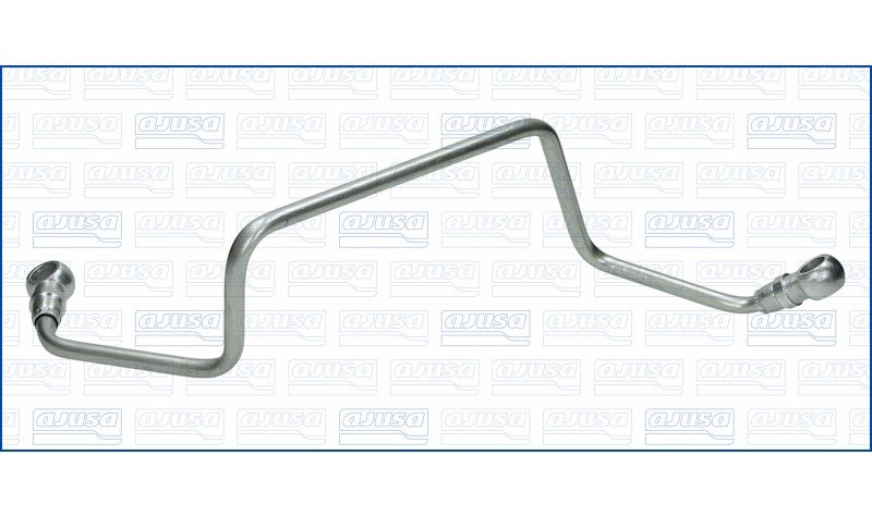 Turbo Oil Feed Pipe Line For CITROEN C5 HDI 16V 1.6 104 BHP (9/2004-)
