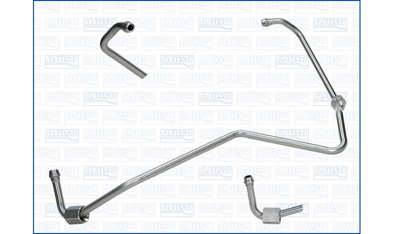 Turbo Oil Feed Pipe Line For AUDI A3 TDI 16V 2.0 136 BHP (5/2003-5/2007)
