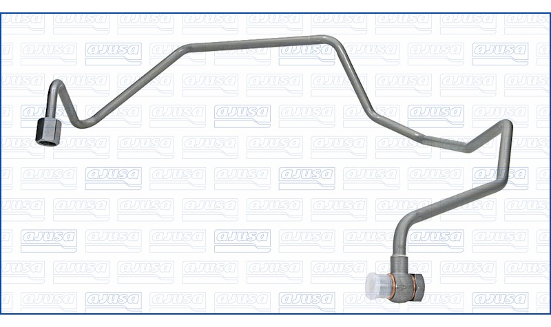 Turbo Oil Feed Pipe Line For AUDI A3 TDI 1.9 110 BHP (1/97-7/98)