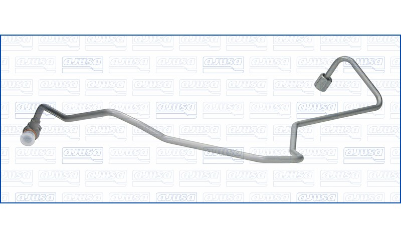 Turbo Oil Feed Pipe Line For AUDI A3 TDI 1.9 131 BHP (5/2000-6/2003)