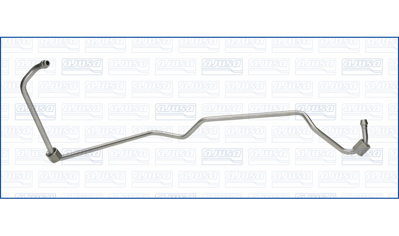 Turbo Oil Feed Pipe Line For AUDI A4 AVANT TDI QUATTRO 2.0 140 BHP (1/06-6/08)