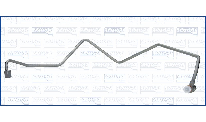 Turbo Oil Feed Pipe Line For AUDI A4 TDI 1.9 116 BHP (6/2004-12/2004)