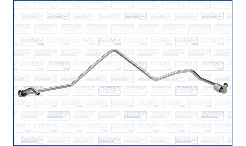 Turbo Oil Feed Pipe Line For AUDI A4 AVANT TDI 16V 2.0 170 BHP (4/2008-)