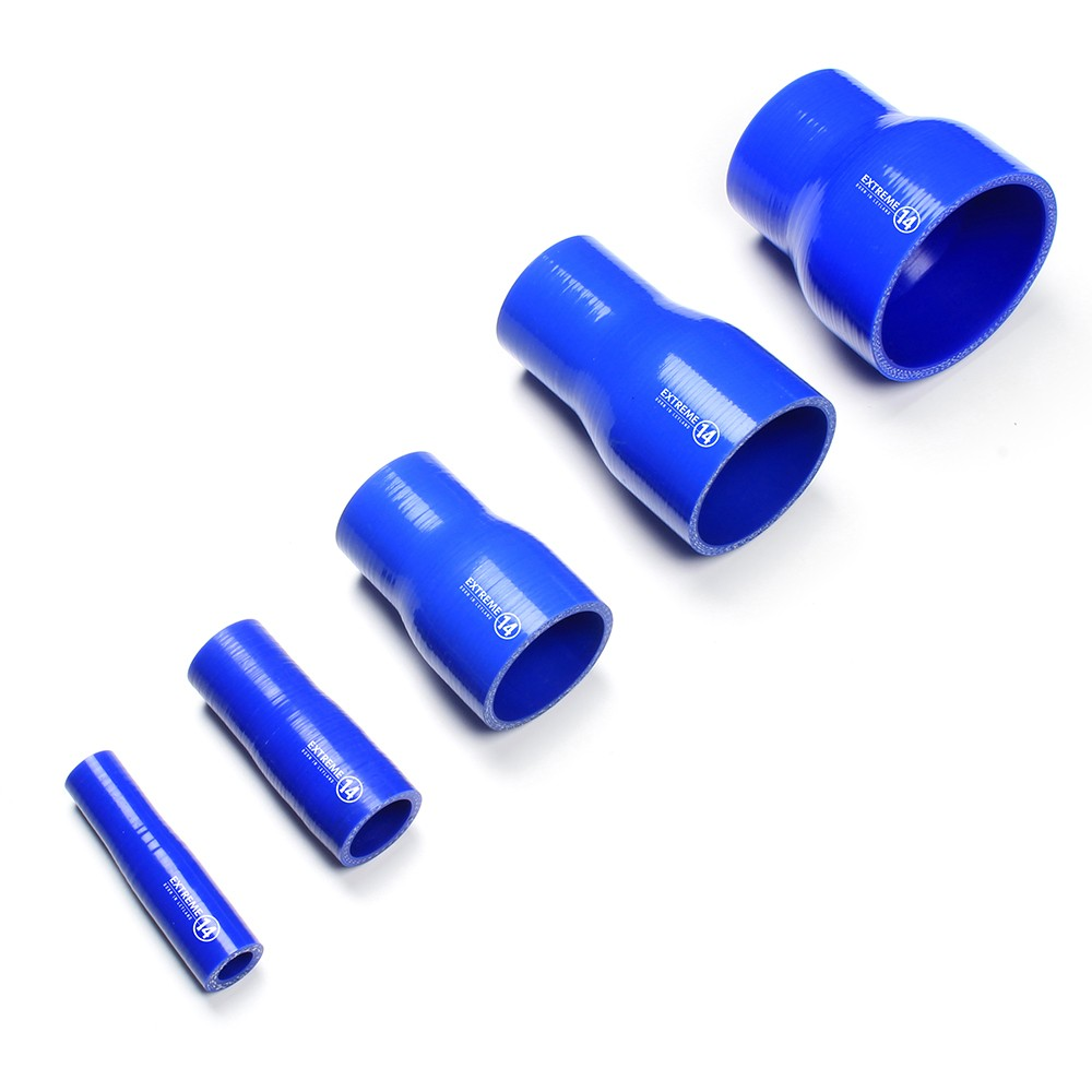 Silicone Straight Reducer 102mm Leg