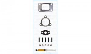 Turbo Gasket Fitting Kit VOLVO 940 CROSS TD 122 D24TIC (10/1993-1996)