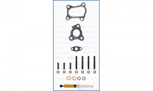 Turbo Gasket Fitting Kit OPEL ASTRA G DTI 16V 80 Z17DTL (2003-)