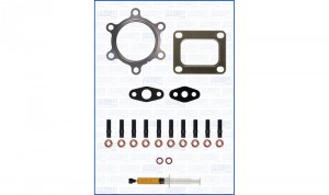 Turbo Gasket Fitting Kit IVECO 190.24 TD,190.26 TD,190.32 TD 240 8460.21 (1987-)