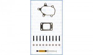 Turbo Gasket Fitting Kit RENAULT B110 TD 106 8140.27 (9/1990-1994)