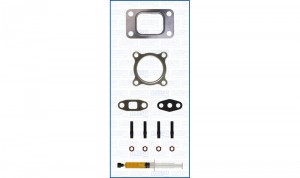 Turbo Gasket Fitting Kit RENAULT B110 TD 106 8140.27 (1990-8/1990)