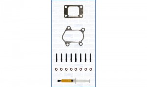 Turbo Gasket Fitting Kit RENAULT B120 TD 116 8140.47 (1992-2/1994)