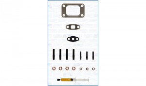 Turbo Gasket Fitting Kit LANCIA DELTA INTEGRALE TURBO 16V 200 831D5.000 (89-90)