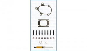 Turbo Gasket Fitting Kit RENAULT B120 TD 116 8140.47 (3/1994-1996)