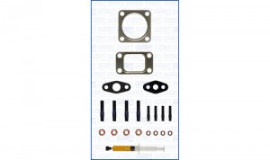 Turbo Gasket Fitting Kit MERCEDES 609 D,614 D,711 D,811 D 115 MB364.952 (87-99)