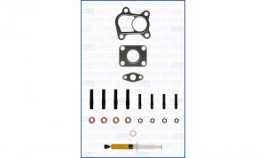 Turbo Gasket Fitting Kit HYUNDAI SANTA FE CRDI 16V 112 D4EA (2/2001-6/2005)