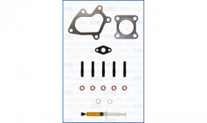 Turbo Gasket Fitting Kit MAZDA CAPELLA 12V 83 F8 (3/1987-)