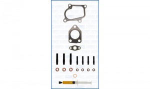 Turbo Gasket Fitting Kit HYUNDAI H-1 CRDI 16V 145 D4CB (1/2002-9/2006)