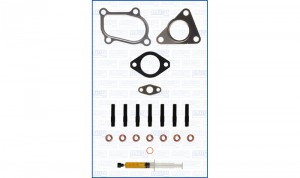 Turbo Gasket Fitting Kit NISSAN ALMERA H/BACK TD 16V 110 YD22DDT (2/2000-)