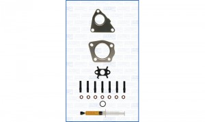 Turbo Gasket Fitting Kit RENAULT CLIO III DCI 103 K9K-772 (-2008)