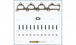 Turbo Gasket Fitting Kit HOLDEN ASTRA CABRIO TURBO 16V 192 Z20LET (6/02-7/04)