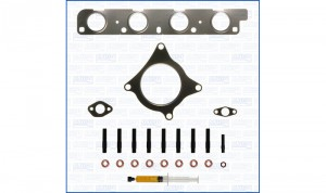Turbo Gasket Fitting Kit AUDI A3 TFSI QUATTRO 16V 200 BWA (9/2004-8/2012)