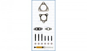 Turbo Gasket Fitting Kit HYUNDAI i30 CRDI 16V 116 D4FB (5/2007-11/2008)