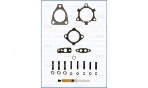 Turbo Gasket Fitting Kit TOYOTA LANDCRUISER 90 TD 16V 163 1KD-FTV (8/2000-)