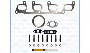 Turbo Gasket Fitting Kit VOLKSWAGEN CADDY BLUEMOTION 16V 102 CAYD (8/10-5/12)