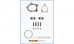 Turbo Gasket Fitting Kit BMW 123d CABRIO 16V 204 N47D20D (9/2008-4/2010)
