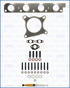 Turbo Gasket Fitting Kit SEAT ALHAMBRA TFSI 16V 160 CDAA (11/2012-)