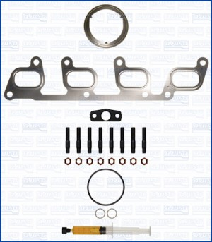 Turbo Gasket Fitting Kit AUDI A3 SPORTBACK TDI QUATTRO 16V 170 CFGB (3/2006-)
