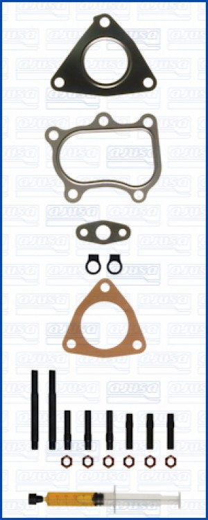 Turbo Gasket Fitting Kit NISSAN NAVARA TD 4X4 16V 150 ZD30DDT (11/2003-4/2005)