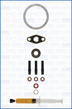 Turbo Gasket Fitting Kit CHRYSLER PT CRUISER 16V 150 EDJ (8/2005-12/2006)