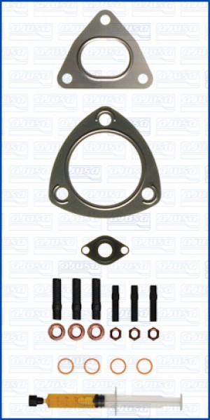 Turbo Gasket Fitting Kit LAND ROVER DEFENDER CABRIO TD5 122 14 P (6/1998-)