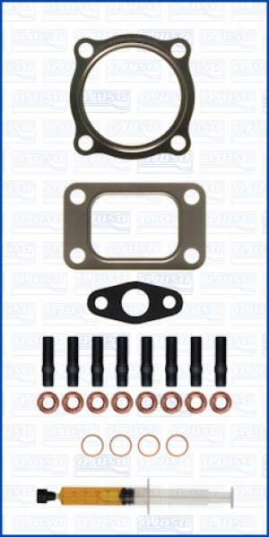 Turbo Gasket Fitting Kit RVI PREMIUM 2 LANDER 24V 264-340 DXI7 (10/2006-)
