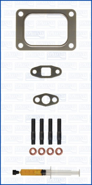 Turbo Gasket Fitting Kit RVI MAGNUM 24V 441-480 DXI12 (10/2004-4/2006)