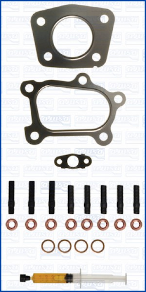 Turbo Gasket Fitting Kit MAZDA MAZDA 3 16V 260 L3N9 (12/2006-6/2009)
