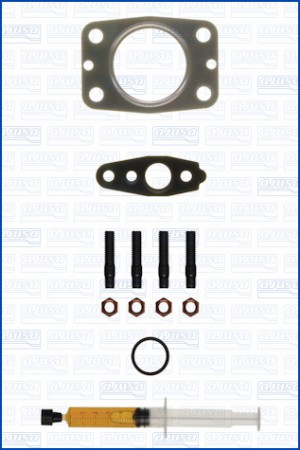 Turbo Gasket Fitting Kit SAAB 9-5 TD V6 24V 176 D308L (2002-)