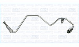 Turbo Oil Feed Pipe Line For VOLVO V40 TD 1.9 115 BHP (2001-2004)