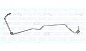 Turbo Oil Feed Pipe Line For AUDI A6 TDI 16V 2.0 140 BHP (9/2005-)