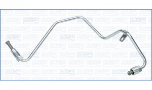 Turbo Oil Feed Pipe Line For VOLVO V40 TD 1.9 102 BHP (2001-2004)